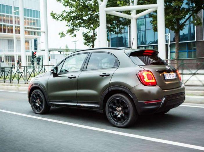 Fiat 500X S-Design, la nuova versione urban - Foto 4 di 8