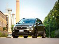 Fiat 500X S-Design, la nuova versione urban