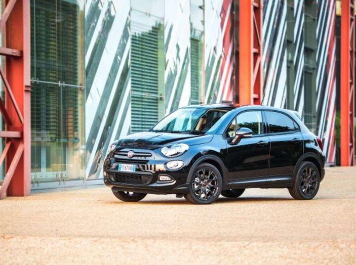 Fiat 500X S-Design, la nuova versione urban - Foto 6 di 8