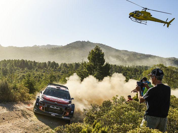 Mikkelsen rinforza il feeling con la Citroen C3 WRC - Foto 4 di 4