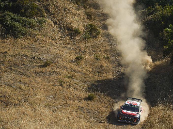 Rally Italia Sardegna 2017, destini diversi per i team di Citroën Racing. - Foto 3 di 4