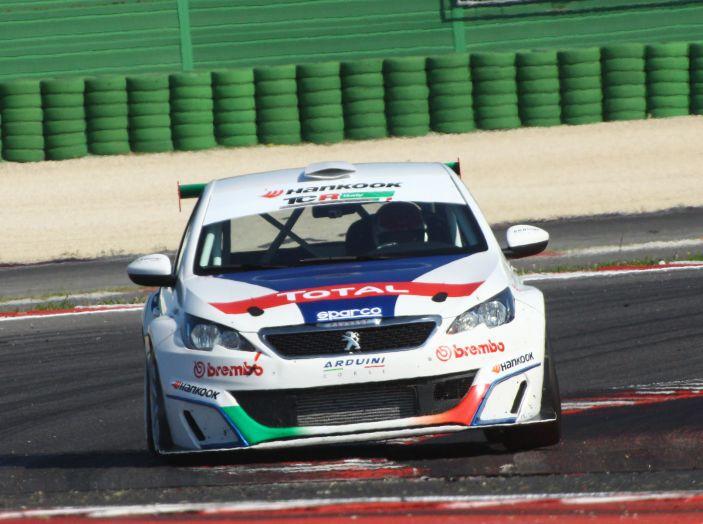 Peugeot 308 Racing Cup regina a Misano - Foto 1 di 4