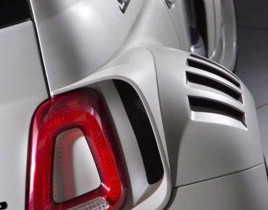 Giannini 350 GP Anniversario, la Fiat 500 da 350 CV - Foto 6 di 11