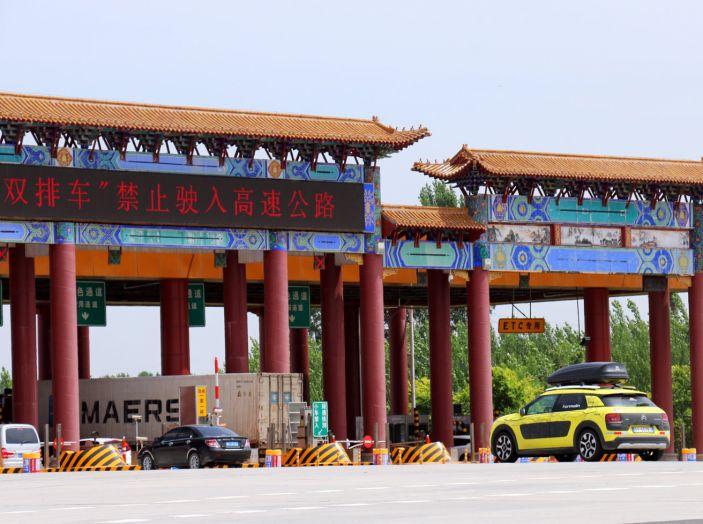 Citroën Avventura Gialla: la C4 Cactus termina il suo viaggio a Pechino - Foto 9 di 9
