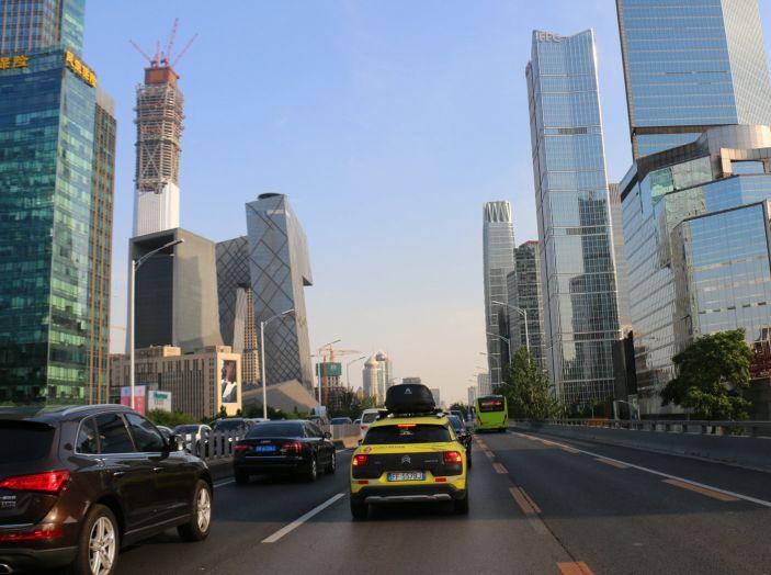 Citroën Avventura Gialla: la C4 Cactus termina il suo viaggio a Pechino - Foto 8 di 9