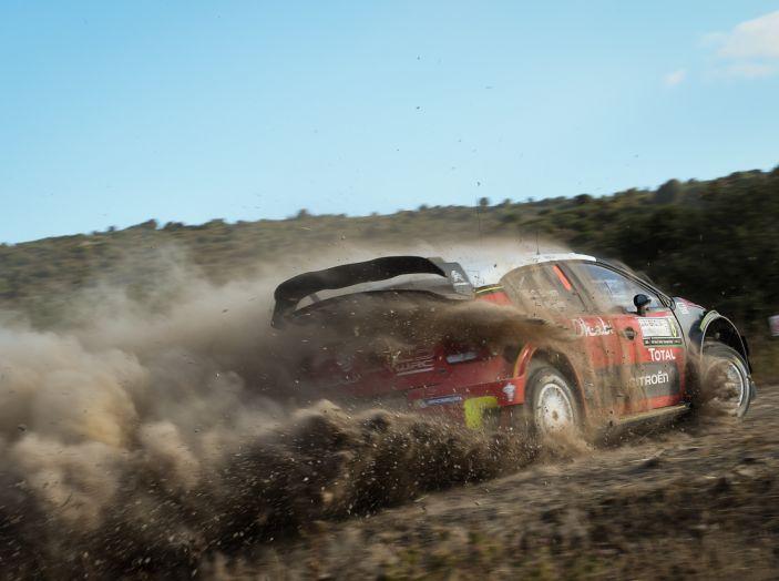 Esperienza preziosa per Mikkelsen e la sua C3 WRC - Foto 5 di 5