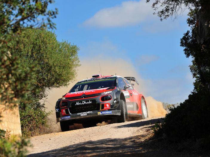 Esperienza preziosa per Mikkelsen e la sua C3 WRC - Foto 1 di 5