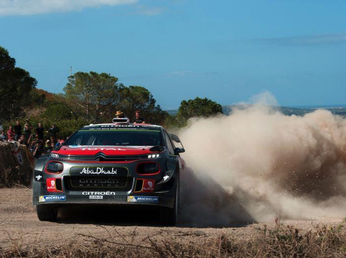 Esperienza preziosa per Mikkelsen e la sua C3 WRC - Foto 3 di 5