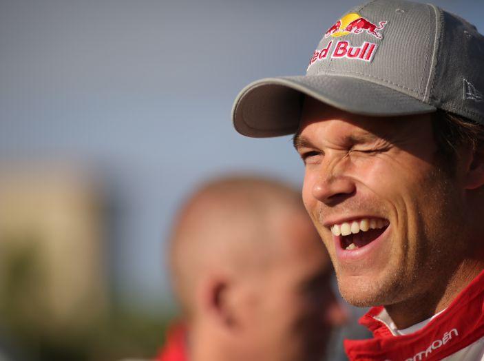 Esperienza preziosa per Mikkelsen e la sua C3 WRC - Foto 4 di 5