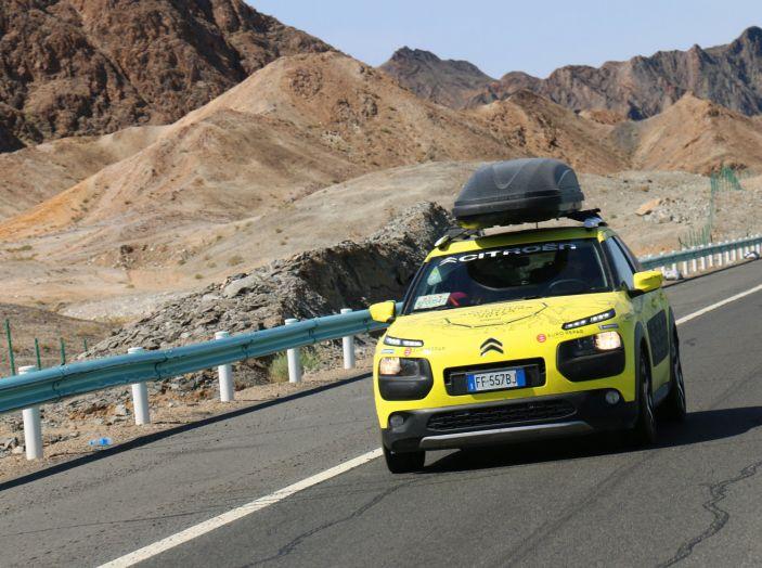 Citroën Avventura Gialla: dallo Xinjiang al Gansu i deserti senza fine! - Foto 6 di 7