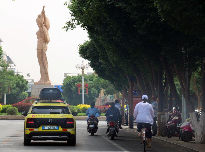 Citroën Avventura Gialla: dallo Xinjiang al Gansu i deserti senza fine! - Foto 7 di 7