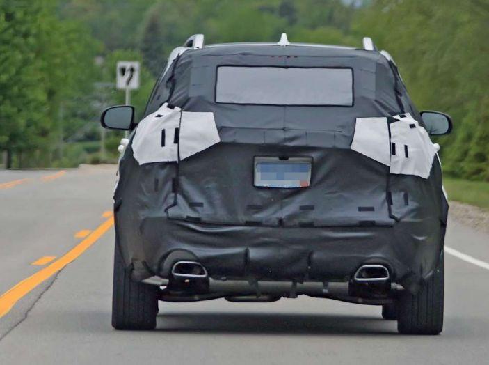 Jeep Cherokee restyling 2018: informazioni e gamma motori - Foto 12 di 21