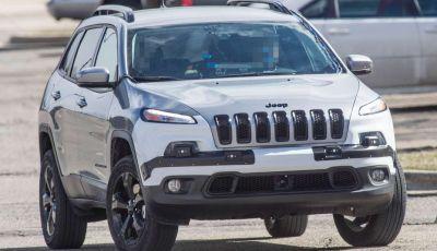 Jeep Cherokee restyling 2018: informazioni e gamma motori
