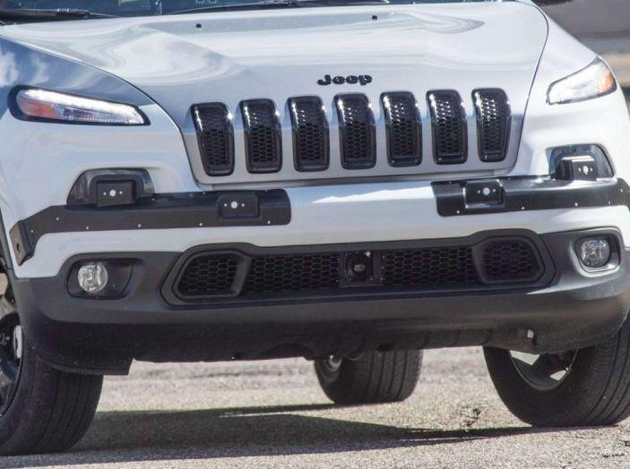 Jeep Cherokee restyling 2018: informazioni e gamma motori - Foto 5 di 21