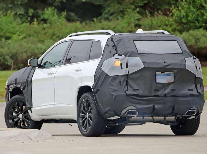 Jeep Cherokee restyling 2018: informazioni e gamma motori - Foto 10 di 21