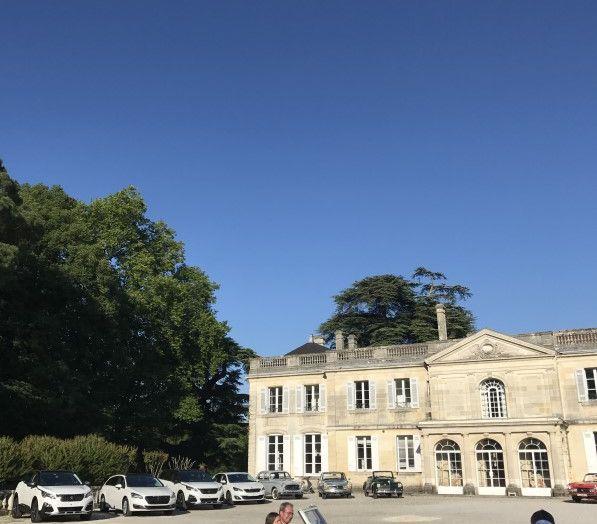 L'Aventure Peugeot 2017: Raduno Internazionale con le storiche a Bordeaux - Foto 11 di 19