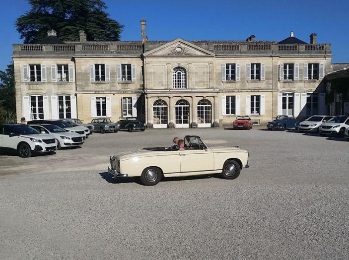 L'Aventure Peugeot 2017: Raduno Internazionale con le storiche a Bordeaux - Foto 13 di 19