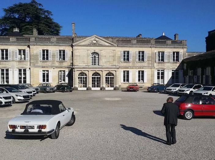 L'Aventure Peugeot 2017: Raduno Internazionale con le storiche a Bordeaux - Foto 14 di 19