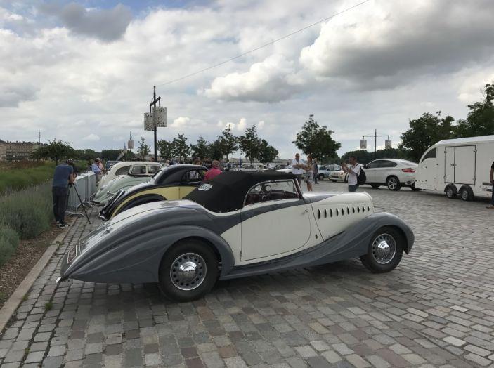 L'Aventure Peugeot 2017: Raduno Internazionale con le storiche a Bordeaux - Foto 5 di 19