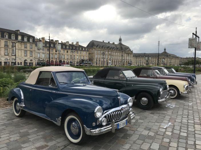 L'Aventure Peugeot 2017: Raduno Internazionale con le storiche a Bordeaux - Foto 6 di 19