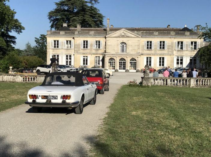 L'Aventure Peugeot 2017: Raduno Internazionale con le storiche a Bordeaux - Foto 10 di 19