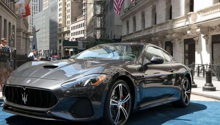 Maserati GranTurismo restyling, frontale rivisto e più connettività - Foto 1 di 5