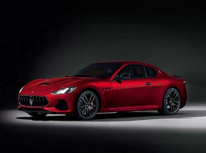 Maserati GranTurismo restyling, frontale rivisto e più connettività - Foto 4 di 5