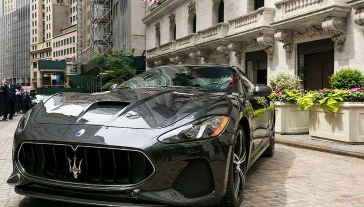Maserati GranTurismo restyling, frontale rivisto e più connettività - Foto 3 di 5