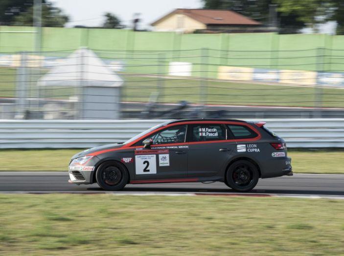 Seat Leon ST Cup 2017, seconda piazza per Infomotori con Michele Faccin - Foto 16 di 28