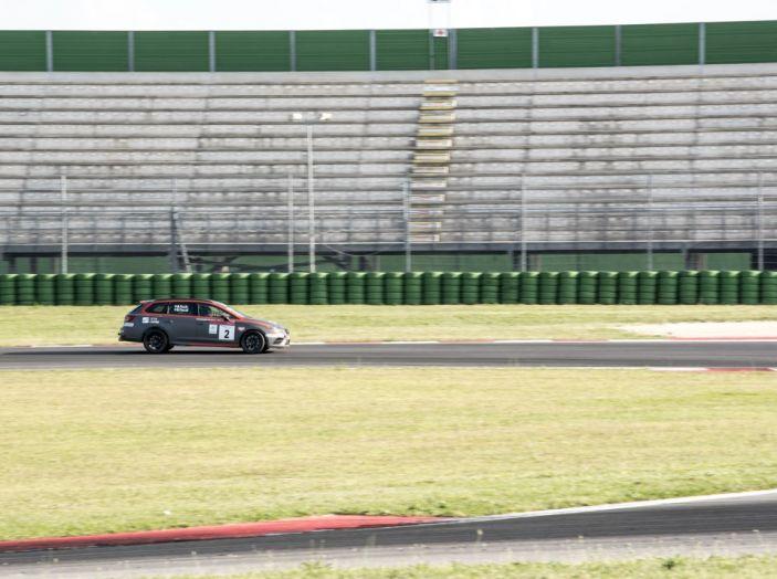 Seat Leon ST Cup 2017, seconda piazza per Infomotori con Michele Faccin - Foto 18 di 28