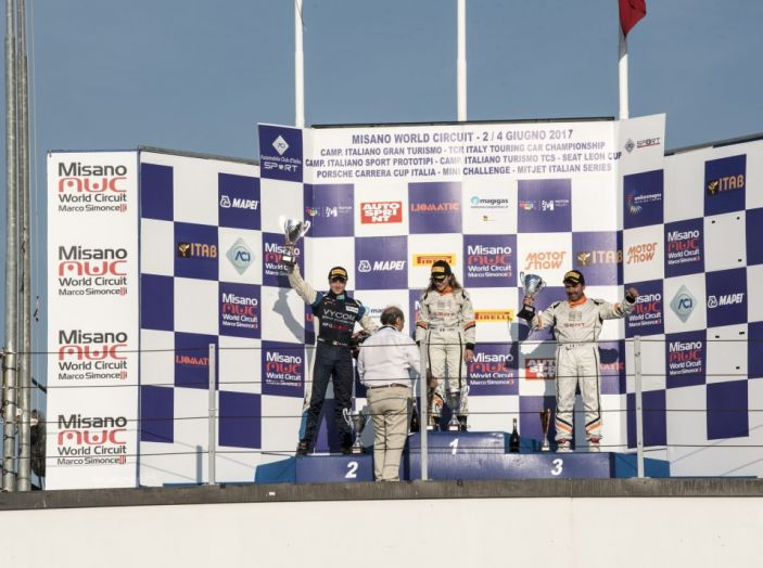Seat Leon ST Cup 2017, seconda piazza per Infomotori con Michele Faccin - Foto 21 di 28