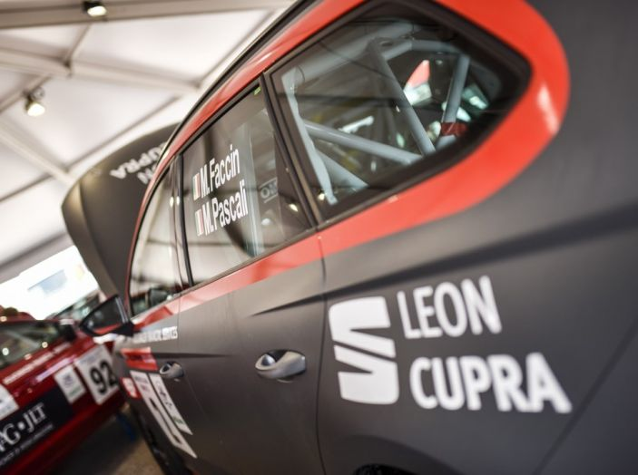 Seat Leon ST Cup 2017, seconda piazza per Infomotori con Michele Faccin - Foto 24 di 28