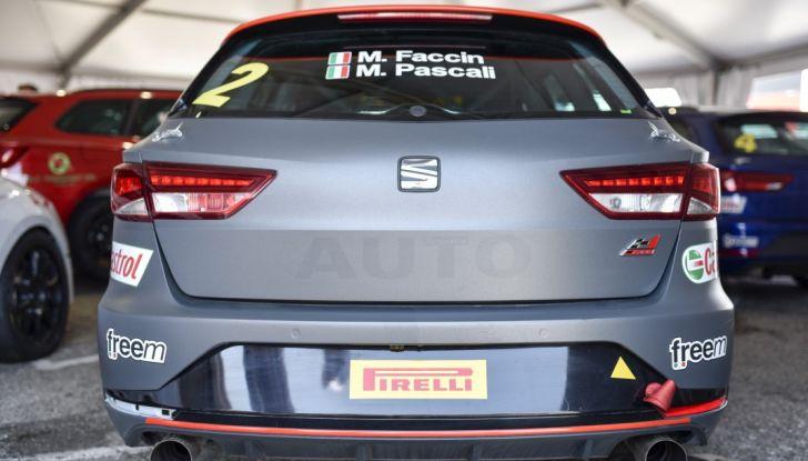 Seat Leon ST Cup 2017, seconda piazza per Infomotori con Michele Faccin - Foto 13 di 28