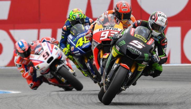 Orari MotoGP 2017: Gran Premio di Germania in diretta Sky e differita TV8 - Foto 2 di 12