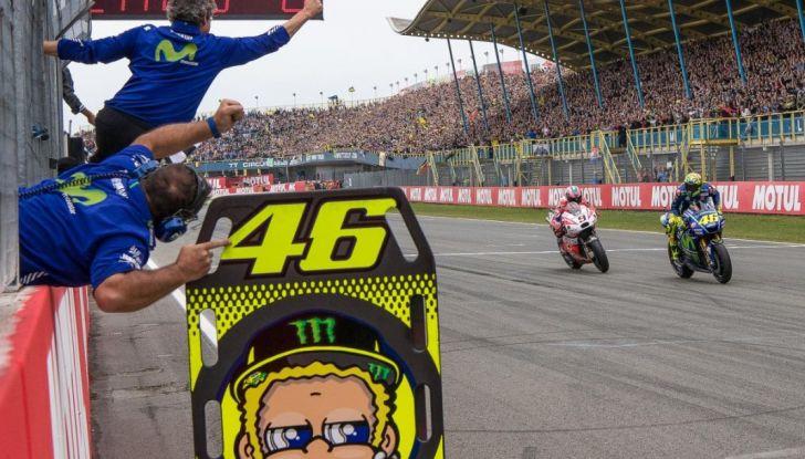 Orari MotoGP 2017: Gran Premio di Germania in diretta Sky e differita TV8 - Foto 11 di 12