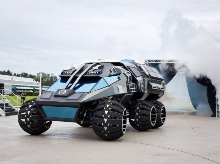 La NASA presenta il SUV per esplorare Marte al Kennedy Space Center - Foto 1 di 4