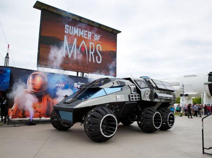 La NASA presenta il SUV per esplorare Marte al Kennedy Space Center - Foto 2 di 4