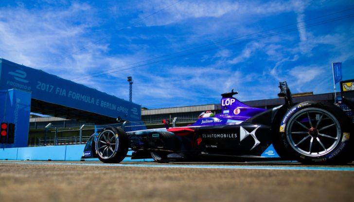Formula E Berlino, Gara 2: López quinto, Bird settimo - Foto 2 di 18