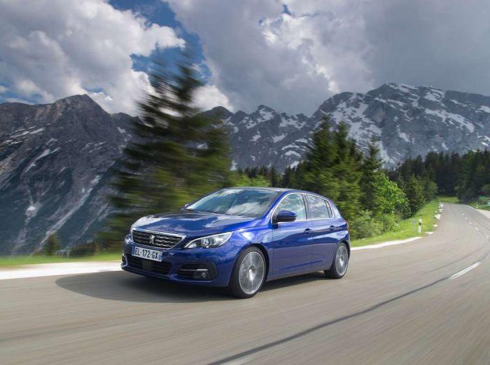 Nuova Peugeot 308: test su strada, sistemi di sicurezza, guida assistita e motorizzazioni ecologiche - Foto 15 di 20