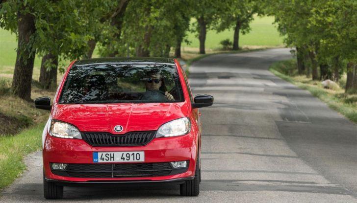 Nuova Skoda Citigo restyling prezzi da 10.220 euro - Foto 4 di 22