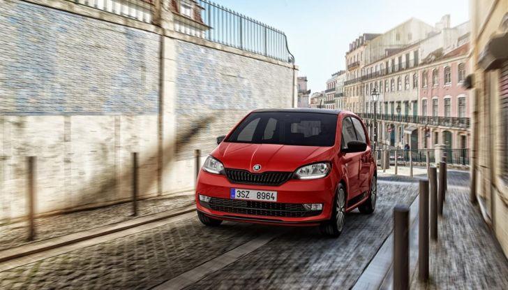 Skoda Vision iV: a Ginevra arriva l'auto elettrica del futuro - Foto 1 di 22