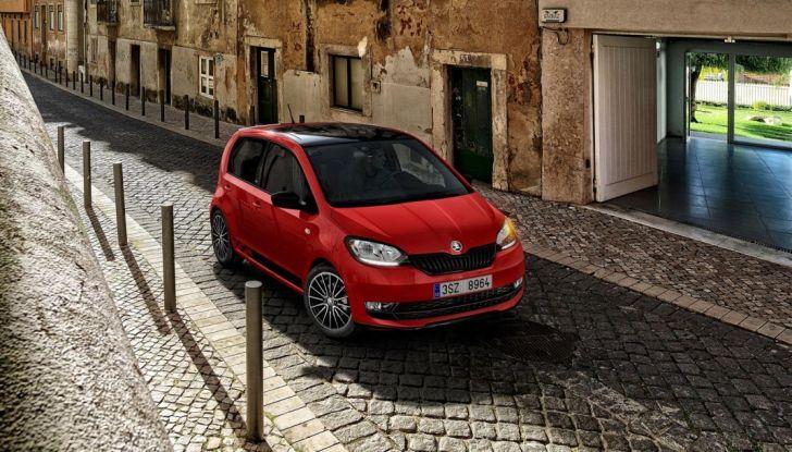 Nuova Skoda Citigo restyling prezzi da 10.220 euro - Foto 3 di 22