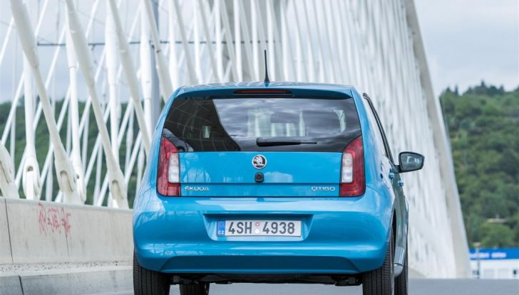 Nuova Skoda Citigo restyling prezzi da 10.220 euro - Foto 13 di 22