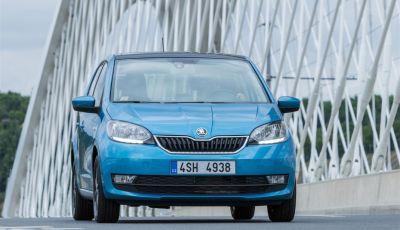 Nuova Skoda Citigo restyling prezzi da 10.220 euro