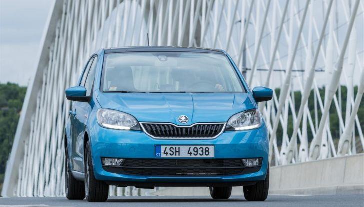 Skoda Vision iV: a Ginevra arriva l'auto elettrica del futuro - Foto 5 di 22