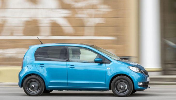 Skoda Vision iV: a Ginevra arriva l'auto elettrica del futuro - Foto 14 di 22