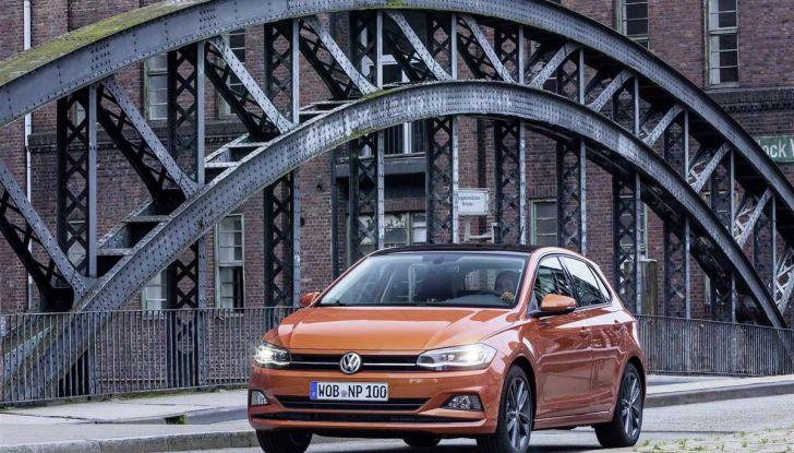 Nuova Volkswagen Polo 2018: dettagli, motori e allestimenti - Foto 2 di 24