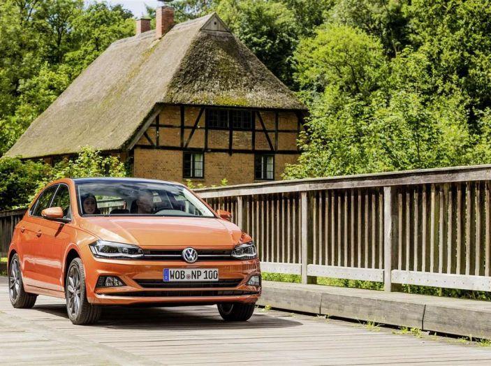 Nuova Volkswagen Polo 2018: dettagli, motori e allestimenti - Foto 3 di 24