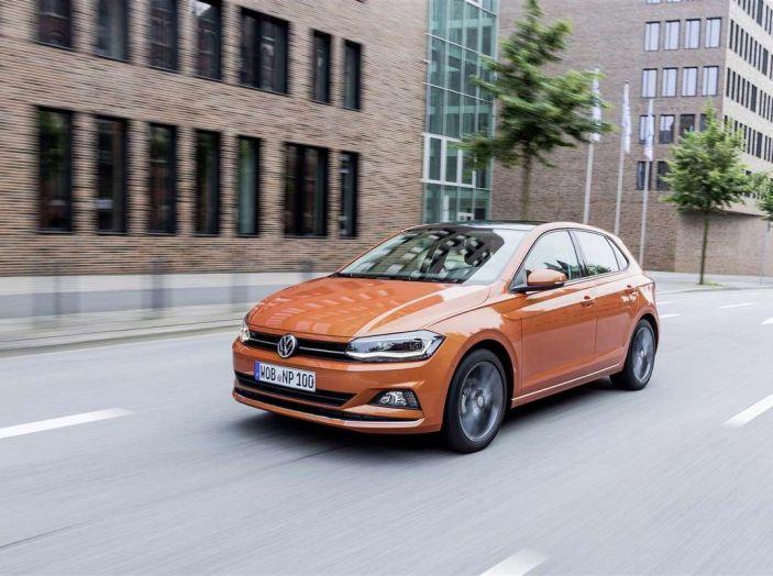 Nuova Volkswagen Polo 2018: dettagli, motori e allestimenti - Foto 1 di 24
