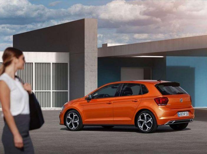 Nuova Volkswagen Polo 2018: dettagli, motori e allestimenti - Foto 7 di 24